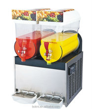 Factory frozen drink slush machine BKN-15AX2 with easy operation function for sale