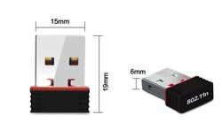 USB 2.0 802.11n 150Mbps mini Wireless Network Adapter -LG-N18