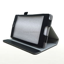 """leather cover for 7 inch e-reader folio cases 7"""" tablet pc universal leather tablet cover"""