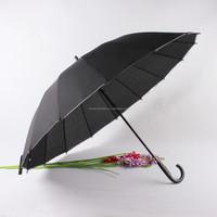 Straight umbrella 16K umbrella big size umbrella
