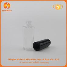 Natural plastic personal care nail polish package