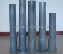 silicon carbide boned silicon nitride ceramic tube,Sic bond silicon nitride ceramic pipe