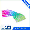 New product colorful silicone computer keyboard skin
