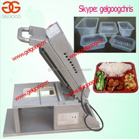 Manually Food and Vegetable Tray Sealing Machine