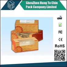 Hungtochin Pack direct manufacturer paper custom frozen cake packaging