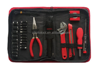 Gift 38 Pieces Tool Bag Set With Toolkit , mini tool hand toolss set