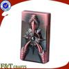 High quality custom antique metal Lighter case best for promotional gift/cigarette case with lighter/Lighter case