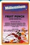 Millennium Juice -Fruit Punch