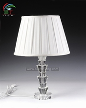chinese crystal table lamp for living room design