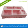 China alibaba PS flocking blister tray for cosmetic product packaging