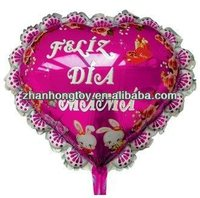 new design big mylar balloons for Mother's Day