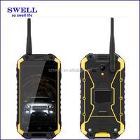 Land Rover X8 Rugged Smartphone MTK6592 IP68 Military Grade Walkie Talkie UHF
