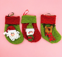 Christmas Decoration Supplies Type and Gift Keeping Bag Christmas Item Type Santa Sack Stocking