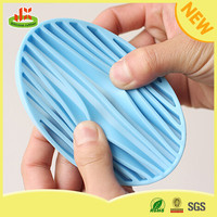 Promotion silicone fancy dish soap