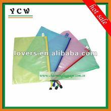 Gold/Silver Plastic Nylon Mesh Tote Bag