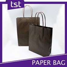 Wholesale Best Quality Custom Print Luxury Kraft Paper Shopping Bag