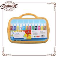 12ml professional artist oil colour, cheap oil paint pigments price, best oil paint brands