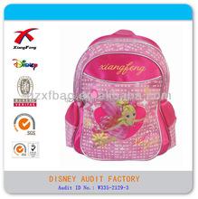 fashion kids school bag replica clothing