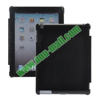 Smooth Plastic Hard Replacement Back Cover for iPad