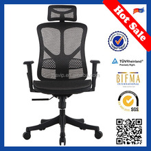 Executive office chair / double function cow leather