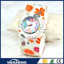 wholesale slap watch/custom slap watch