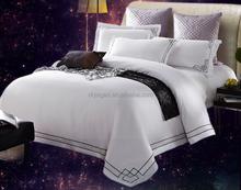 luxury european 100% cotton bedding set
