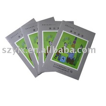 2012 comic books A5 size with soft cover
