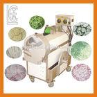 Industrial duplo- cabeça de multi- funcional cortador de legumes