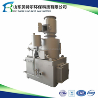 10-30kgs/time factory solid waste management machine, waste incinerator