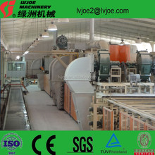 gypsum sheets/board manufacturing plant