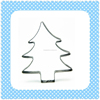 Christmas Tree Decaration Durable Stainless Steel 430 Cookie Cutters