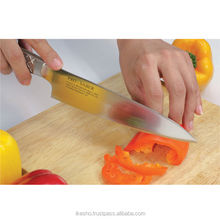 Professional quality Japanese chef's knife perfect for western cuisine