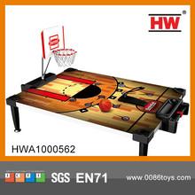 Hot Sale children sport table basketball set