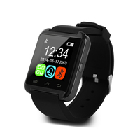 Smart hand watch mobile phone price U8 for iPhone 4/4S/5/5S Samsung S4/Note 2/Note 3 for HTC Android Smartphone,tablets and PC