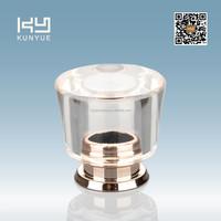 round transparent surlyn perfume cap,manufacturer luxury perfume cap for sale