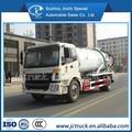 8CBM del tanque séptico vacío succión de aguas residuales camión, alta presión de camiones de succión de venta