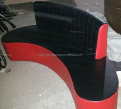 2015 Hot Sale Black and Red Waiting Chair(YMD1003)