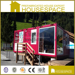 Prefab Beautiful Movable Manufactured Homes For Sale