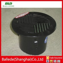 high quality aluminum air round diffuser floor register