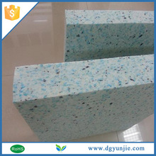Polyurethane sponge mattress for car seat using