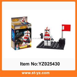 2015 Wholesale star wars super heroes minifigure building block plastic toys star wars minifigures