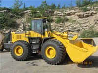 3.3m3 bucket wheel loader 966H with 240HP WEICHAI engine (Parts supplying guarantee)