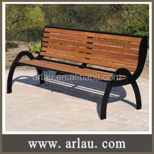 Arlau FW362 patio furniture garden bench outdoor wood bench