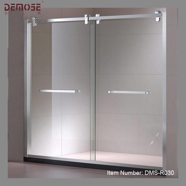 Cub culo duchas modernas dise o de vidrio para ba o for Duchas modernas precios