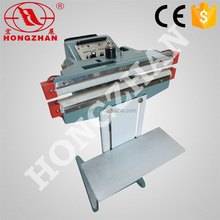 Hongzhan KS350/450/600 plastic bags sealing impulse foot sealer easy use pedal sealer