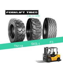 7.00-12-12pr bias inner tube forklift tyres whole sales prices