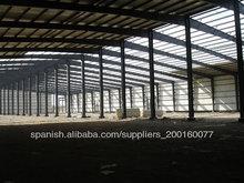 Estructuras metalicas para Naves industriales y logistica