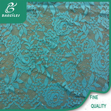 Floral guipure lace fabric 100 nylon net lace for women underwear lady panty sexy lace boxer sexy