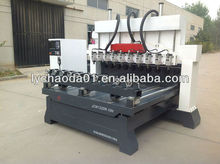 High quality!!! low cost rotary cnc router for desk leg 4d carving for sale