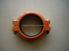 CompAir screw compresores de aire partes 98156/50 rubber flexible joint for oil pipe